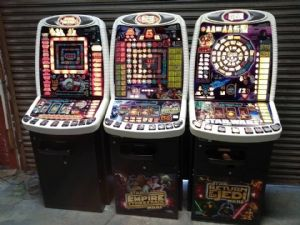 A Star Wars Trilogy - £5 Jackpot Pub Fruit Machines